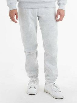 Los Angeles Apparel 14oz Heavy Fleece Pants HF04 - Ash Gray