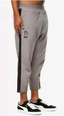 $160 Puma x XO Washed Pants Asphalt Grey Men's Size XL The
