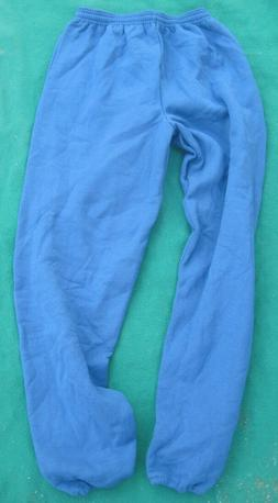 1980's Jerzees Super Sweats Sweatpants Men's Large New With