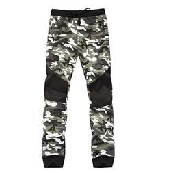 2018 Men Pants Daoroka Men's Camouflage Casual Loose Pocket