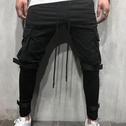 2018 Brand Men Pants Hip Hop Harem Joggers Pants 2018 Male T