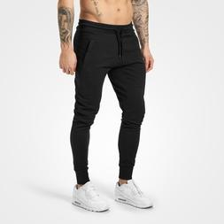 2019 <font><b>men's</b></font> jogger trousers casual Solid