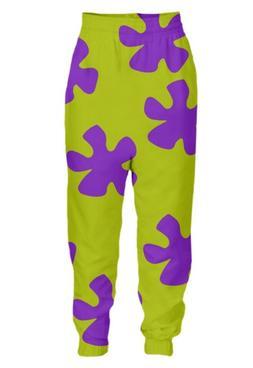 3d Print Hot Patrick Star Sweatpants For Men Women Casual jo