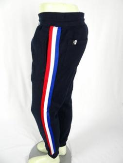 $40 Mens Southpole Jogger Pants Sweatpants Gym Track Navy Bl