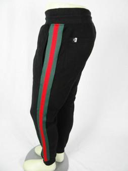 $40 Mens Southpole Jogger Pants Sweatpants Gym Track Black R