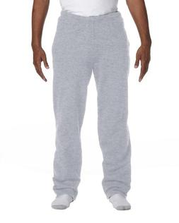 Fruit Of The Loom 8 oz. Best 50/50 Fleece Pant with Mesh Poc