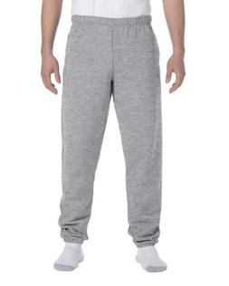 Jerzees mens 9.5 oz. 50/50 Super Sweats NuBlend Fleece Pocke