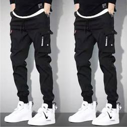5XL Men <font><b>Vintage</b></font> Cargo Pants 2019 Male Hi