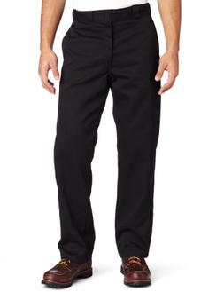 Dickies Men's Original 874 Work Pant Washed Black 34W x 30L