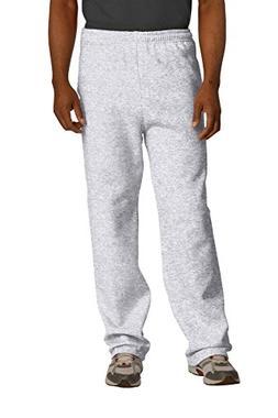 Jerzees Dri-Power Poly Pocketed Open-Bottom Sweatpants, XX-L
