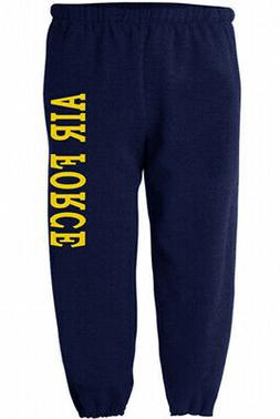 Air Force Sweatpants Mens Sweats Joggers Clothing Gear Milit