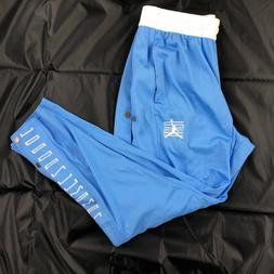 Nike Air Jordan 11 XI Tearaway Pants Sweatpants Blue White A