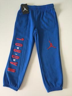 Air Jordan Boys Jumpman Fleece Jogger Sweatpants Light Blue