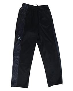 Nike Air Jordan Boys Therma Fit Black Track Pants