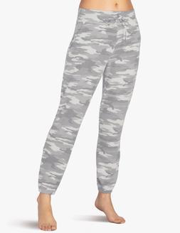 Beyond Yoga Apparel Camo Hacci Living Easy Sweatpants Size M