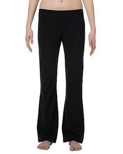 Bella Yoga Pants Women's Junior Fit Cotton Spandex 810 Mediu