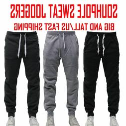 BIG AND TALL FLEECE JOGGER SOUTHPOLE Active Slim Fit Unisex