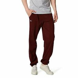 Champion Big and Tall Jersey Knit Pant with Elastic Bottom C