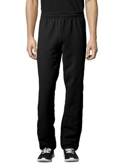 Hanes Big & Tall Men's EcoSmart Elastic Bottom Sweatpants w/