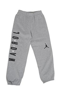 Nike Big Boys Jordan Graphic Fleece Pants Heather Large , Da