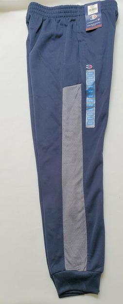 Champion Big Boys' Long Sweat Pants Sweatpants Blue /Gray CX