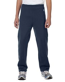 Russell Athletic Big Boys Dri-Power Fleece Open-Bottom Pant