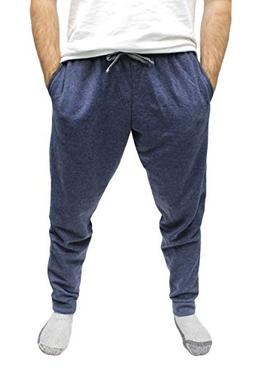 big fleece jogger sweatpant