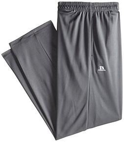 Russell Athletic Men's Big & Tall Solid Dri-Power Pant, Dark