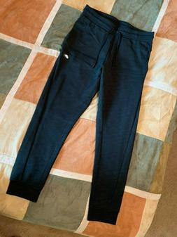 Nike black fleece joggers pants M mens slim sweatpants NEW 9