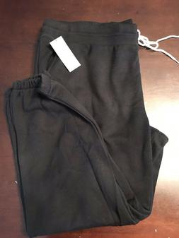Wild Fable Black Women's 1X, 2X Plus Size High-Rise  Jogger