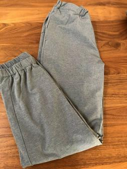 Uniqlo Boy's warm winter pants sweatpants activewear with fl