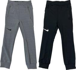 Nike Boys Dri-Fit Therma Fit Jogger Sweat Pants Black/Grey 9