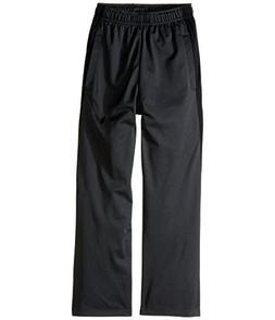 NIKE Boys' Dry Performance Knit Pants, Anthracite/Black/Blac