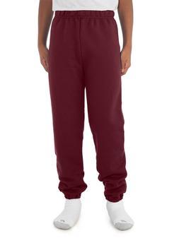 Jerzees Boys' Pill-Resistant Performance Fleece Sweatpants S