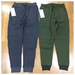 Brand New Mens & Big And Tall Fashion Moto Biker Joggers Swe
