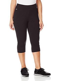 Spalding Women's Plus SizeWomen's Capri Legging Essential, B