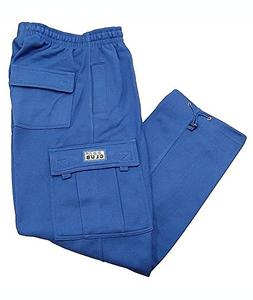 Pro Club Cargo Sweat Pants 13oz Heavy Weight 60/40 S-5XL , R