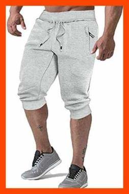 casual short pants for men big