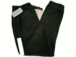 Cat & Jack Girls Black XL14/16 Sweat Pants Drawstring Pocket