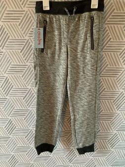 Cat & Jack Heather grey sweatpants for boys Size Medium