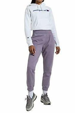 Champion Womens Lilac Weave Joggers Sweatpants TINI {&}
