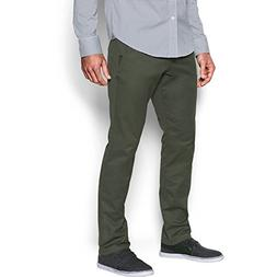 Under Armour Men's Performance Chino – Tapered Leg, Downto