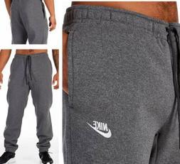 Nike Club Fleece Jogger Sweatpants Athletic Fitness Sweats S