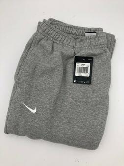 Nike Club Swoosh Men's Fleece Sweatpants Pants Classic Fit,