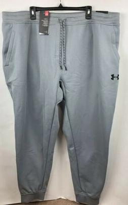 Under Armour Cold Gear Jogger Sweatpants Loose Fit Gray Men'