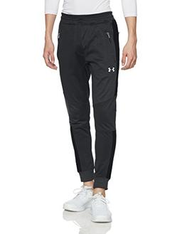 Under Armour Men's Coldgear Reactor Fleece Tapered Pants,Bla