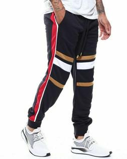 True Religion Color-Block Active Sweatpants Joggers Mens 2XL