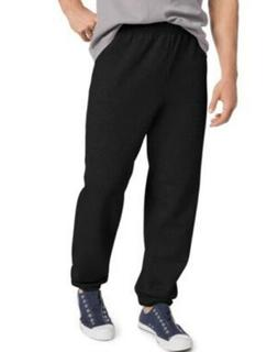 Hanes ComfortBlend EcoSmart Men's Sweatpants - No Pockets -