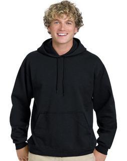 Hanes ComfortBlend EcoSmart Pullover Hoodie Sweatshirt Ash,