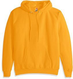 Hanes ComfortBlend EcoSmart Pullover Hoodie Sweatshirt Gold